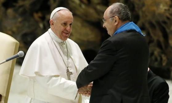 """""""In cooperativa 1+1 fa 3"""". L'udienza dei cooperatori con Papa Francesco"""