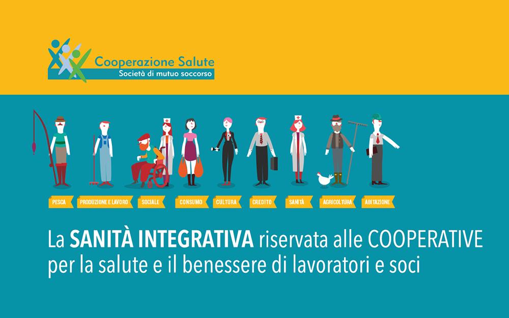 Cooperazione Salute, al via il progetto mutualistico di Confcooperative