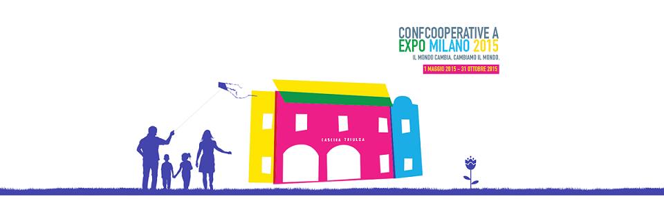 Confcooperative a EXPO: il mondo cambia, cambiamo il mondo
