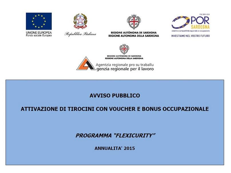 Programma Flexicurity 2015: tirocini e bonus occupazionali per lavoratori espulsi dal mercato del lavoro