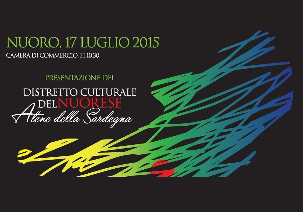 Evento di presentazione del Distretto Culturale Nuorese – Atene della Sardegna