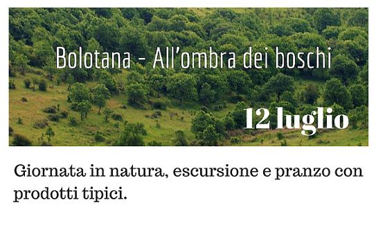 All'ombra dei boschi, il nuovo percorso escursionistico organizzato dalla Omnia Green Services