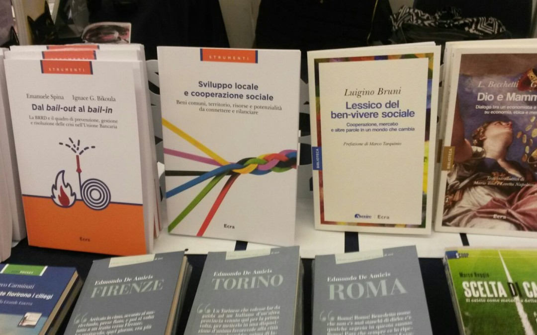 Presentato ad Expo il libro Sviluppo locale e cooperazione sociale