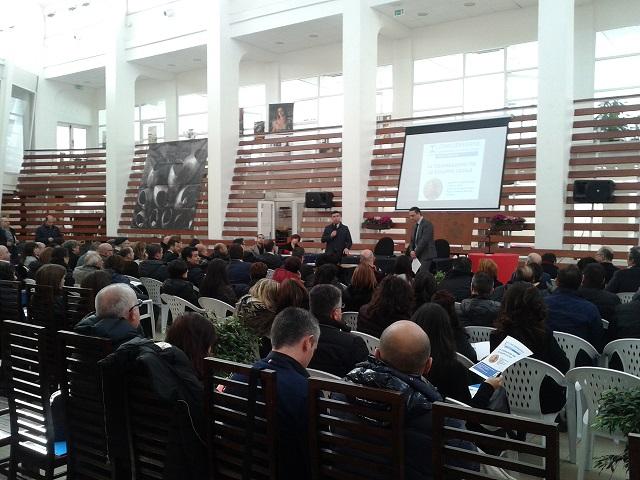 Assemblea Provinciale 2016: la relazione del Presidente Francesco Sanna
