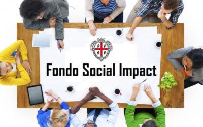 Avviso per la selezione di imprese da ammettere al finanziamento del FONDO SOCIAL IMPACT INVESTING