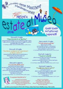 Estate al Museo 2016 MaMu
