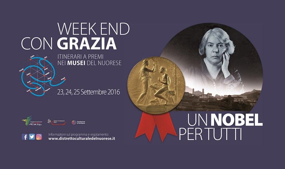 Weekend con Grazia, un fine settimana all'insegna della Cultura nei luoghi dell'Atene della Sardegna