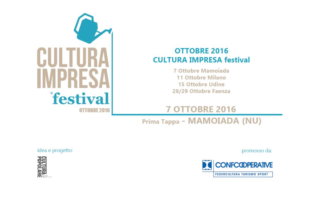 Cultura Impresa Festival a Mamoiada
