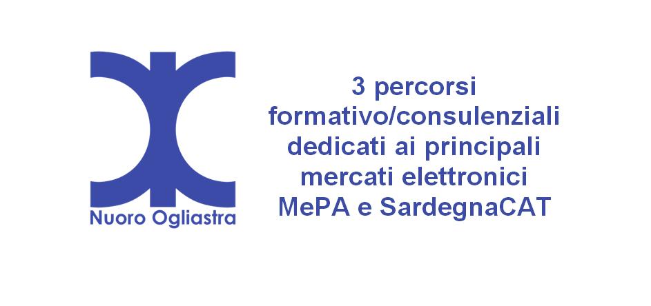 Al via 3 percorsi gratuiti dedicati ai principali mercati elettronici (MePA e SardegnaCAT)