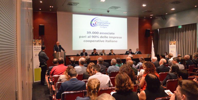 Al via l'Alleanza Cooperative Sardegna, il presidente è Fabio Onnis