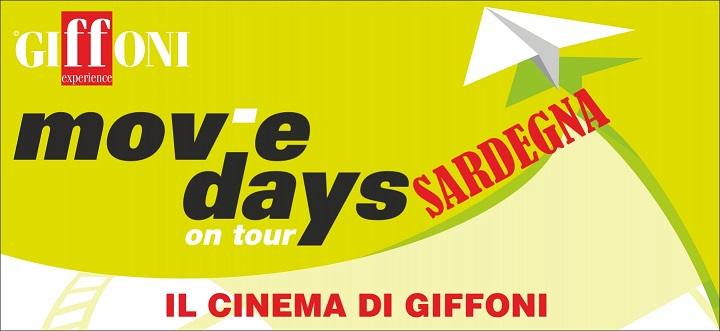 Giffoni Experience in Sardegna, tris di appuntamenti a maggio