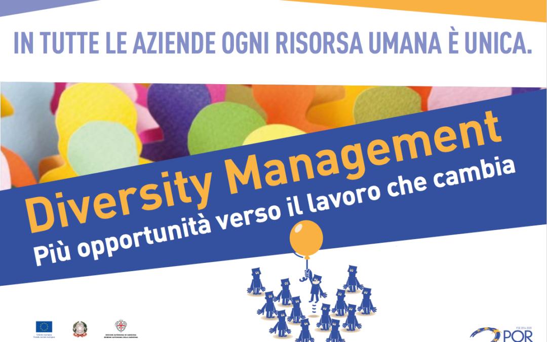 Avviso per la concessione di aiuti alle imprese per la realizzazione di misure per la promozione del Diversity Management