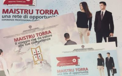 Maistru Torra: opportunità di mobilità nazionale e transnazionale dei sardi attraverso la realizzazione di work experience