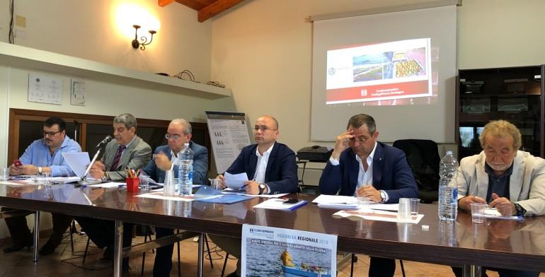 Nasce Confcooperative Fedagripesca Sardegna. Roberto Savarino nominato Presidente