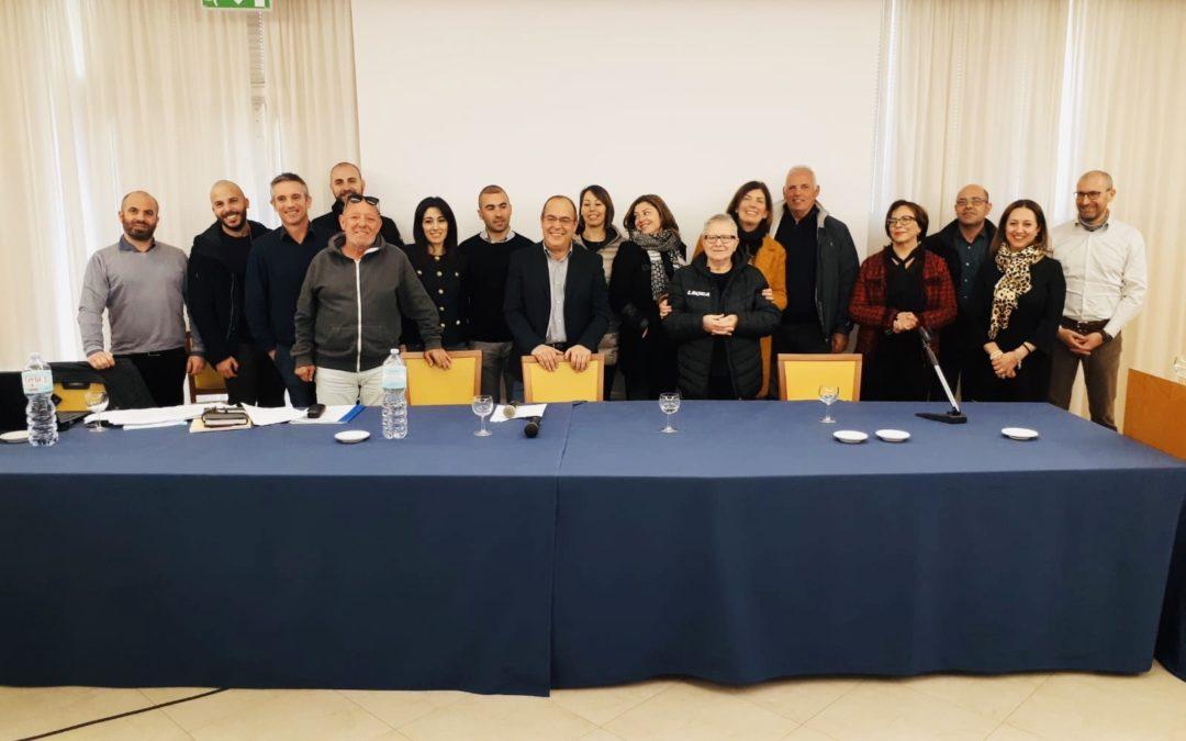 Assemblea Provinciale 2020: rinnovate le cariche sociali, Michele Ruiu eletto Presidente