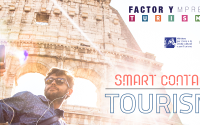"MiBACT e Invitalia – FactorYmpresa Turismo: Call ""Smart Contact Tourism"""